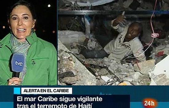Desayunos - El terremoto de Haití desata el pánico en Cuba