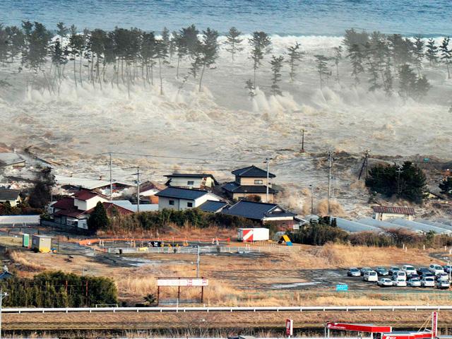 El terremoto de Japón, la catástrofe mejor retratada de la historia
