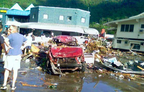 En Sumatra puede haber más de mil muertos víctimas de un terremoto de 7,6 grados