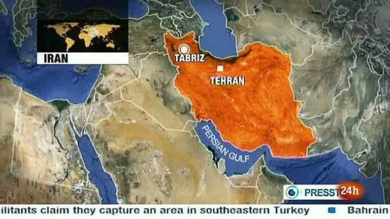 Al menos 40 muertos y 400 heridos tras una cadena de terremotos en el noroeste de Irán
