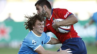Rugby - Test Match World Masculino: España-Uruguay