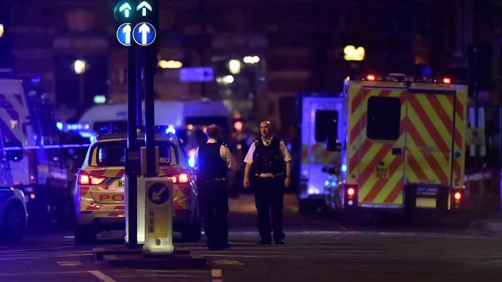 Un testigo narra lo ocurrido en un atropello masivo de Londres