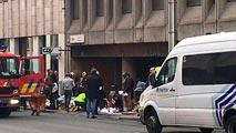"""Testimonio de un joven español en Bruselas: """"Nos hemos bajado una estación antes de Maelbeek"""""""