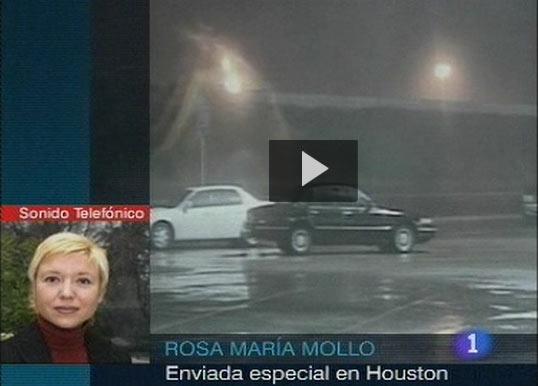 Texas, devastado por el huracán Ike