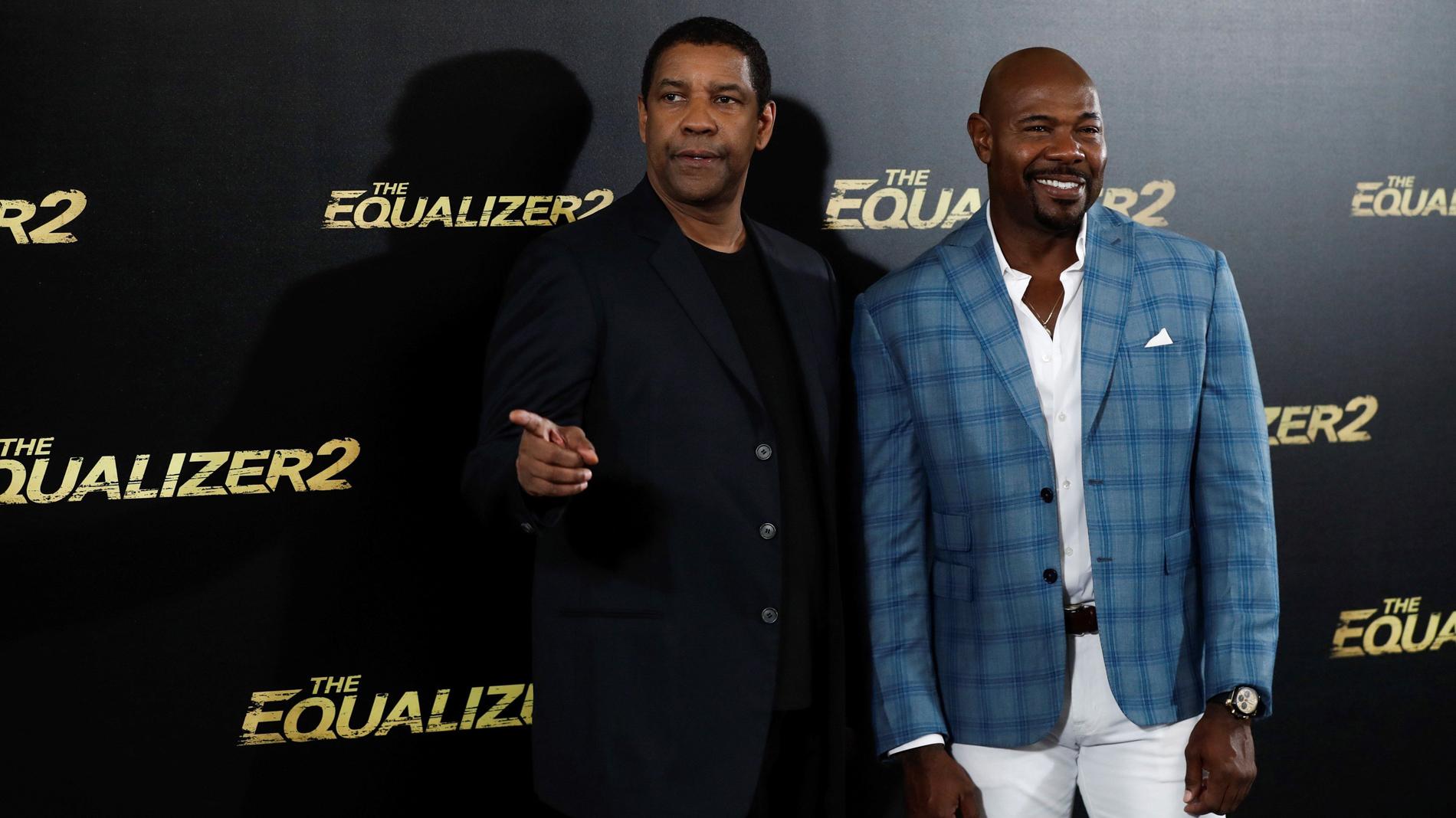 Ir al Video'The Equalizer 2', 'El rehén' y 'Megalodón', estrenos destacados de este viernes