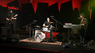Los conciertos de Radio 3 - The Levitants