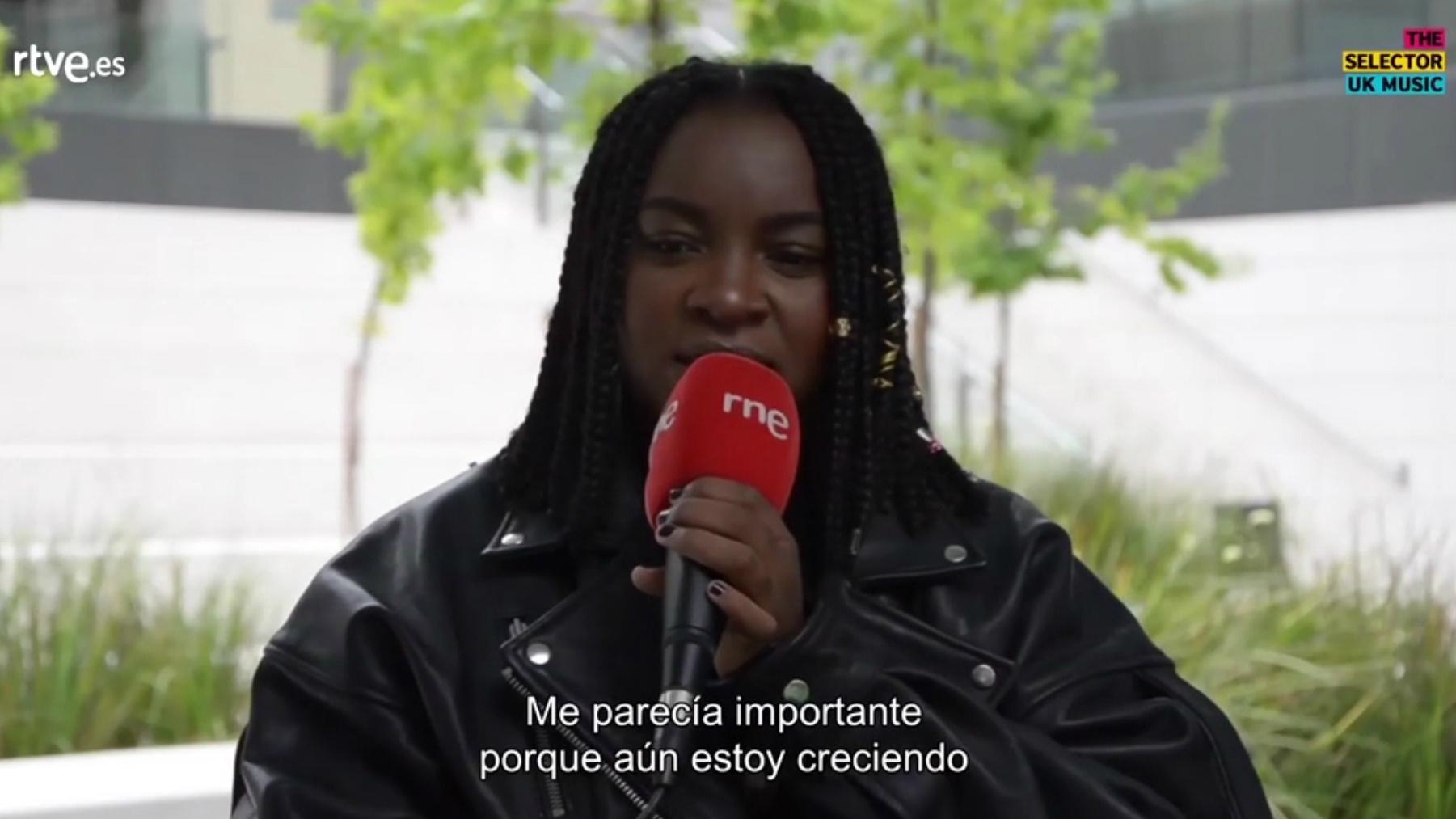 The Selector - Ray BLK vídeo entrevista