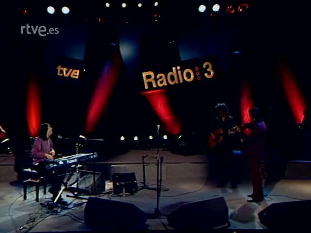 Cachitos de hierro y cromo - The Waterboys 'Fisherman's Blues' (Los Conciertos de Radio 3, 2000)