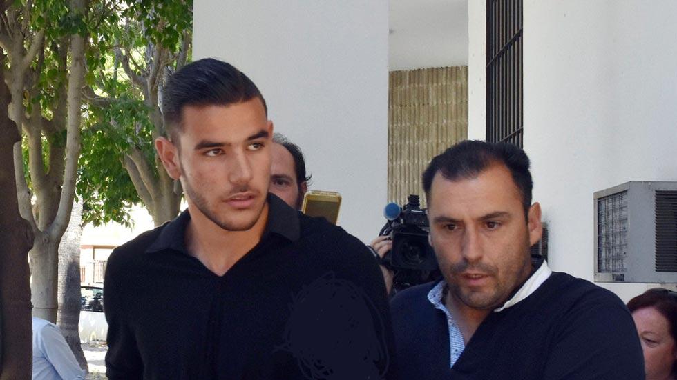 Theo Hernández, absuelto de presunta agresión sexual