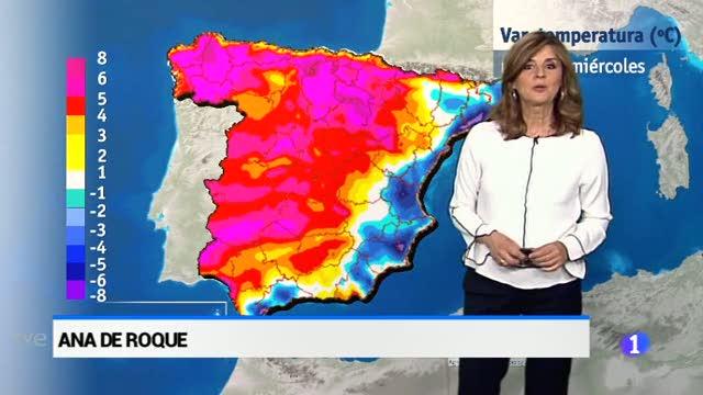 El tiempo en Andalucía - 07/06/17
