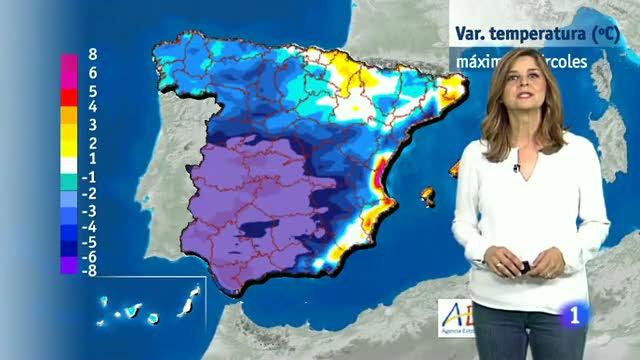 El tiempo en Andalucía - 15/06/16