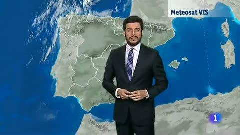 El tiempo en Andalucía - 23/06/16