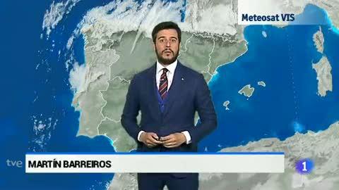 El tiempo en Andalucía - 24/06/16