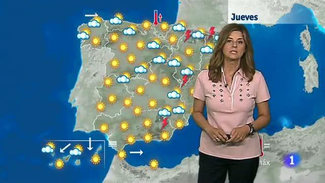 El tiempo en Andalucía - 30/06/16