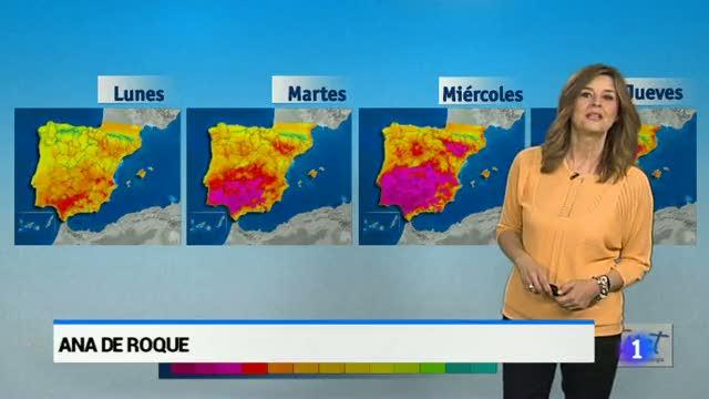 El tiempo en Andalucía - 6/6/2016