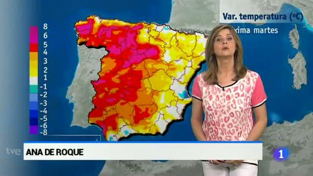 El tiempo en Andalucía - 7/6/2016