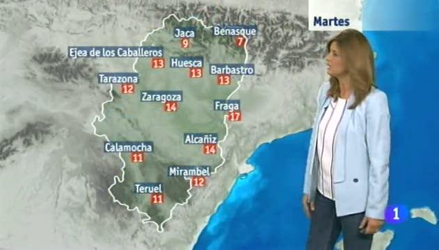 El tiempo en Aragón - 04/11/14