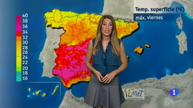 El tiempo en Aragón - 09/06/2017