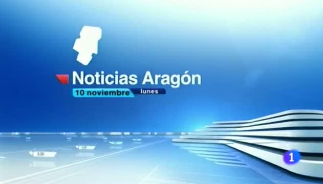 El tiempo en Aragón - 10/11/14