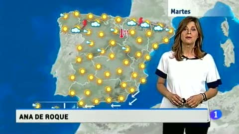 El tiempo en Aragón - 21/06/2016