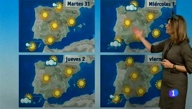 Tiempo en Aragón-27/03/15