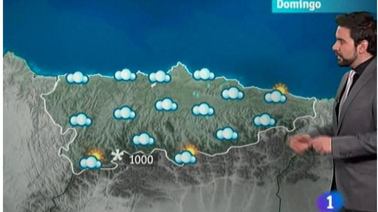 El tiempo en Asturias - 02/03/12