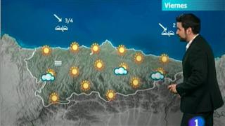 El tiempo en Asturias - 02/08/12