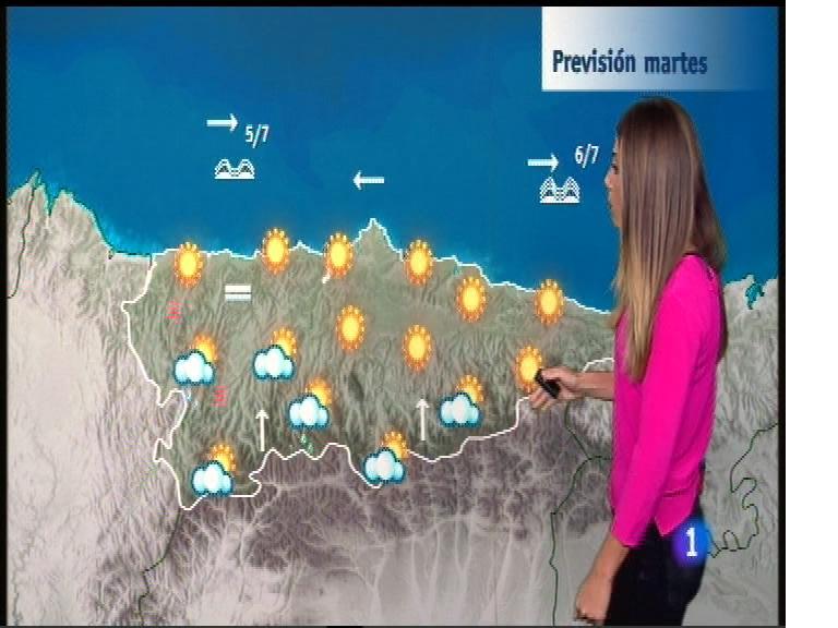 El tiempo en asturias 03 07 17 panorama regional rtve - El tiempo en siero asturias ...