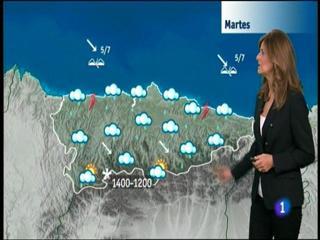 El tiempo en Asturias - 03/11/14
