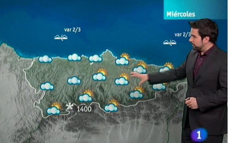 El tiempo en Asturias - 06/03/12