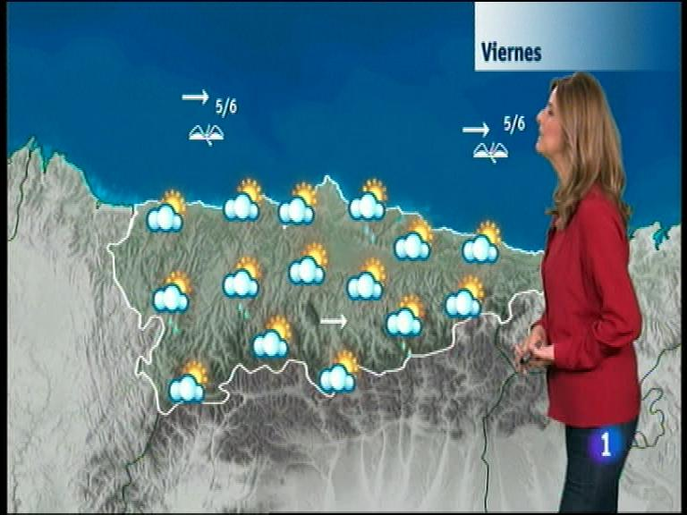 El tiempo en Asturias - 06/11/14