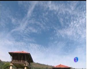 El tiempo en Asturias - 08/06/17
