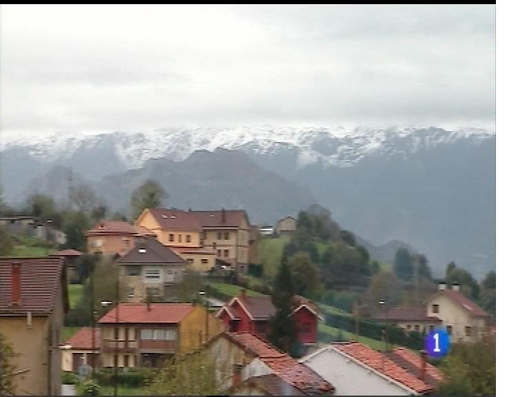 El tiempo en Asturias - 09/11/17