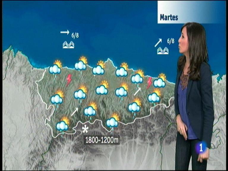 El tiempo en Asturias - 10/11/14
