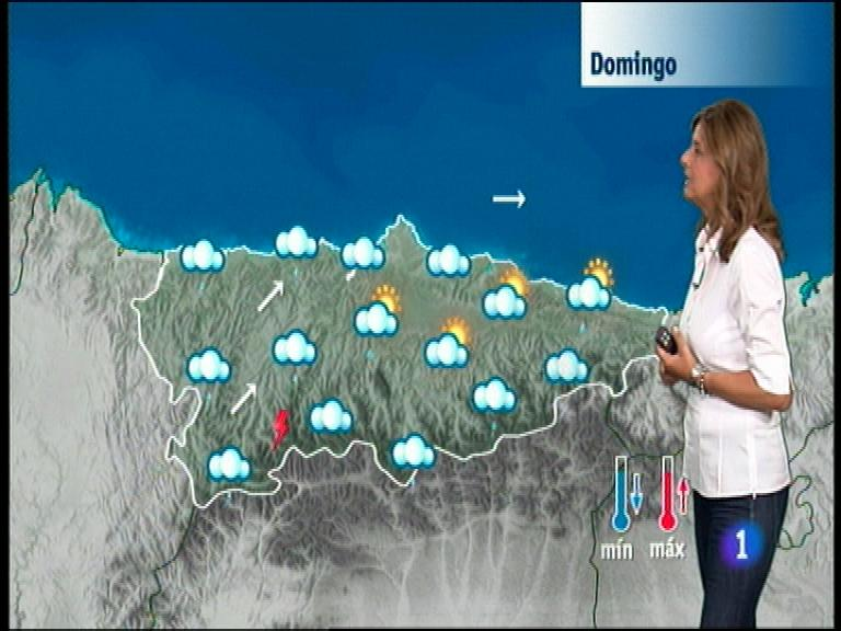 El tiempo en asturias 11 09 15 panorama regional rtve - El tiempo en siero asturias ...