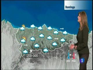 El tiempo en Asturias - 14/11/14