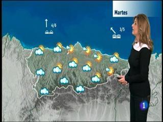 El tiempo en Asturias - 17/11/14