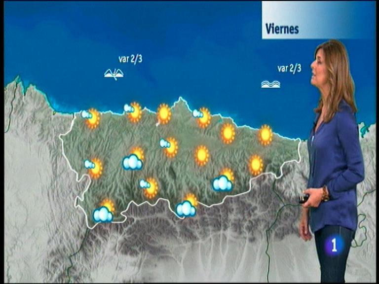 El tiempo en Asturias - 20/11/14