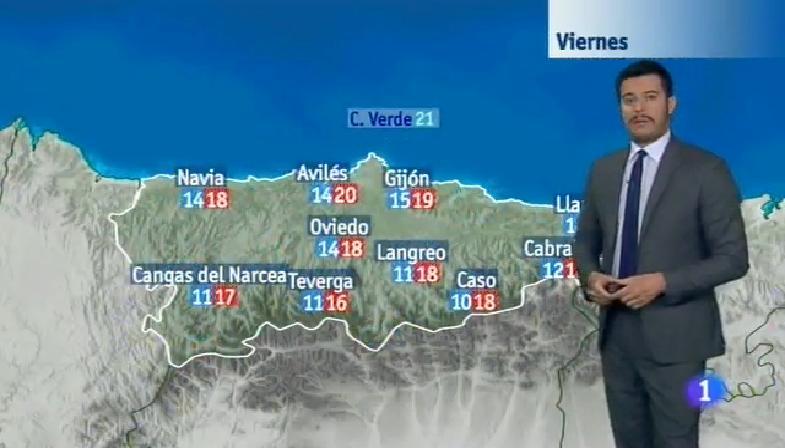 El tiempo en Asturias - 21/09/17