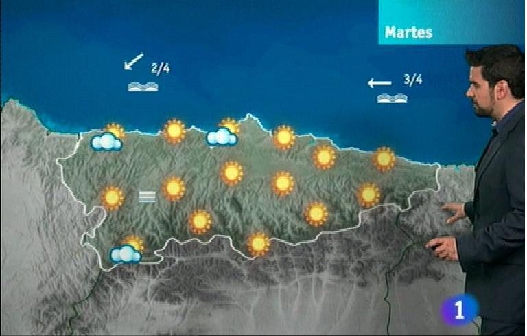 El tiempo en Asturias - 23/07/12