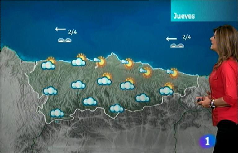 El tiempo en asturias 24 10 12 panorama regional rtve - El tiempo en siero asturias ...