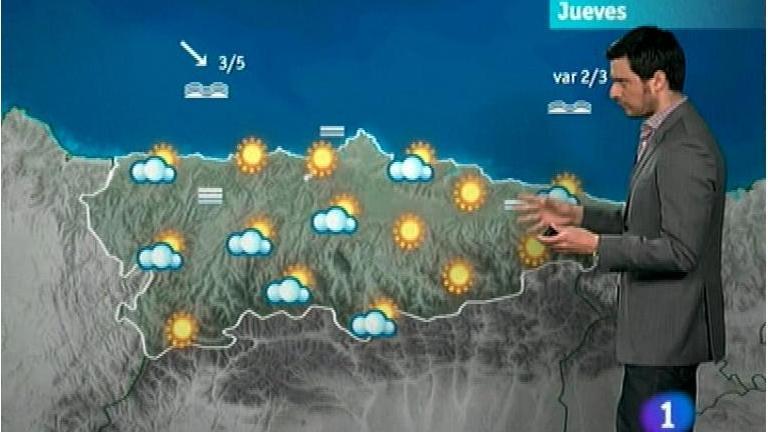 El tiempo en Asturias - 27/06/12