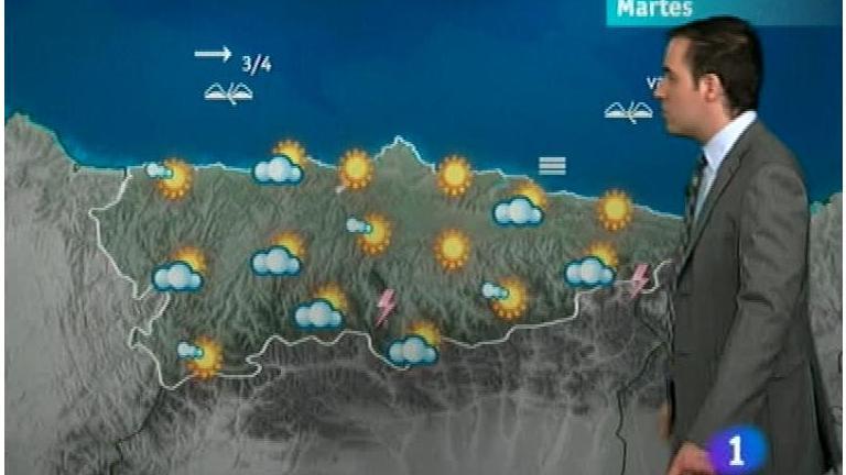 El tiempo en asturias 28 05 12 panorama regional rtve - El tiempo en siero asturias ...