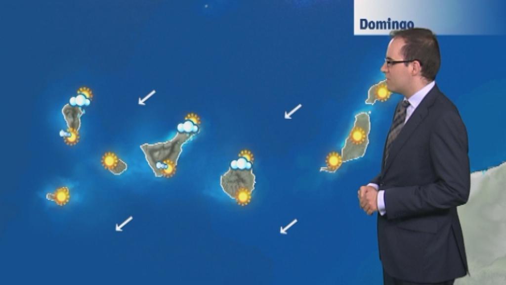 El tiempo en Canarias - 02/11/14