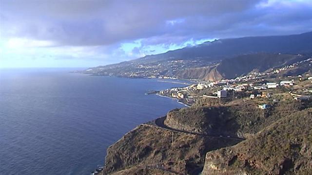 El tiempo en Canarias - 11/10/2016