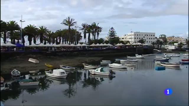 El tiempo en Canarias - 13/11/14