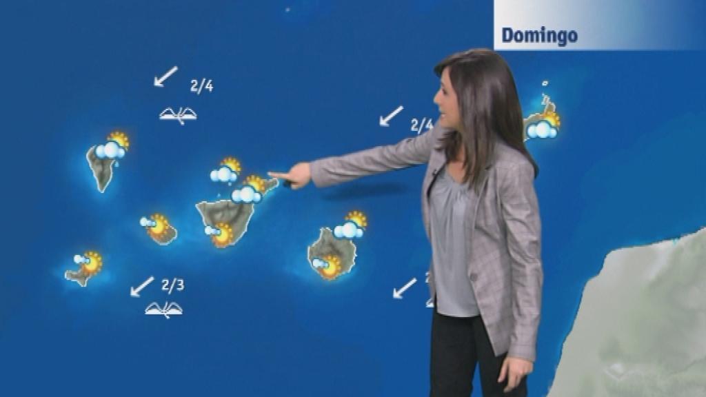 Tiempo en Canarias - 16/11/14