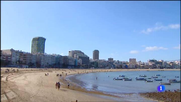 El tiempo en Canarias - 18/09/12