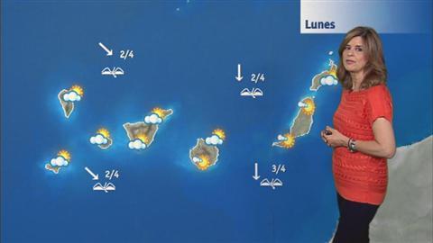 El tiempo en Canarias - 19/06/2017