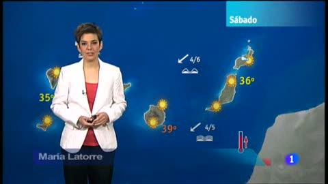 El tiempo en Canarias 21/07/2012